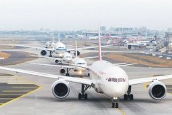 jewar airport news - 71% farmers given consent for jewar airport project