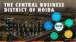 Realise Your Business Dreams in WTC Noida Space