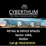 Latest Launch of Bhutani Infra: Bhutani Cyberthum Noida