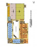 RST Galleria Food Court  Floor Plan
