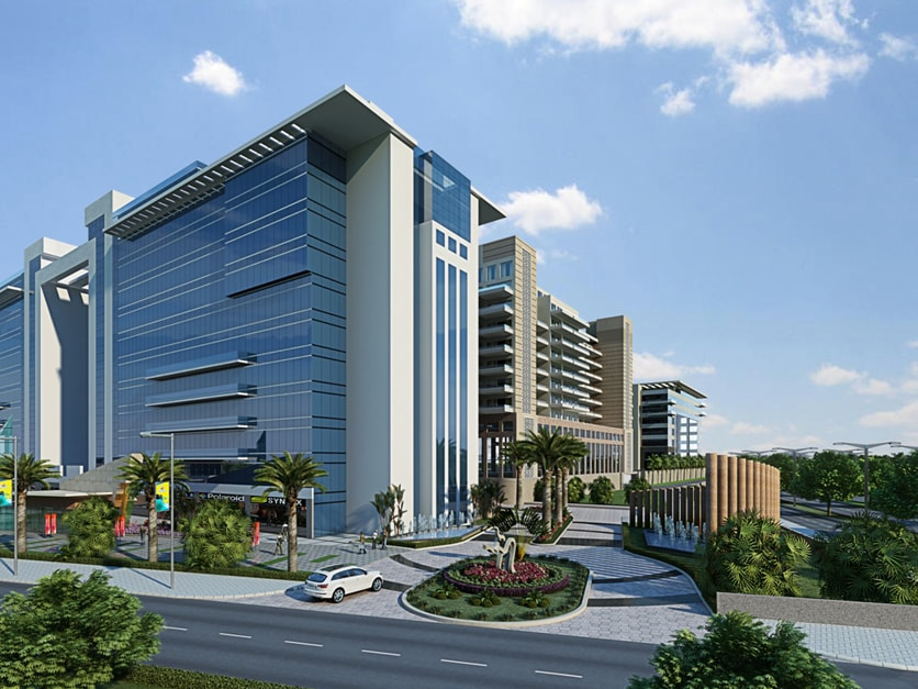 Assotech Business Cresterra (ABC) in Sector 135 Noida