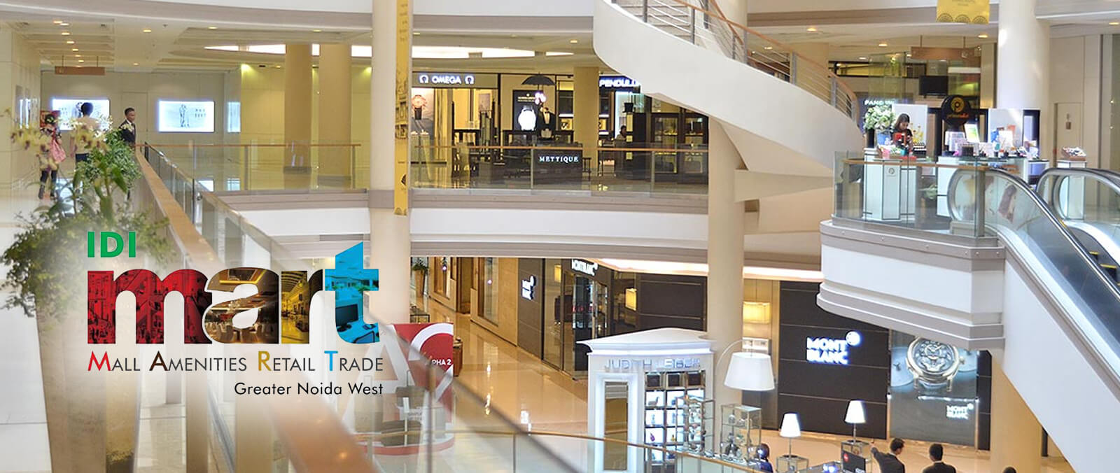 IDI Mart Commercial project noida extension