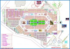 Floor Plan Omaxe Connaught Place mall