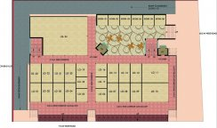 Lower Ground Flor plan swarn plaza