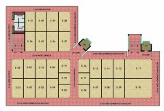 Seconf Floor plan swarn plaza