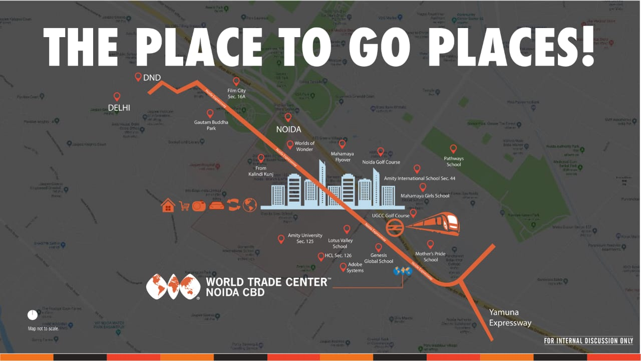 Location Plan wtc cbd