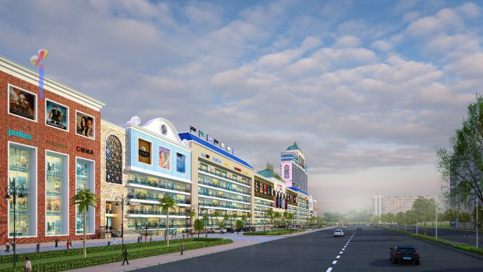 Spectrum Metro phase 2 sector 75 Noida